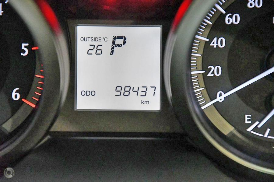 2015 Toyota Landcruiser Prado GXL GDJ150R