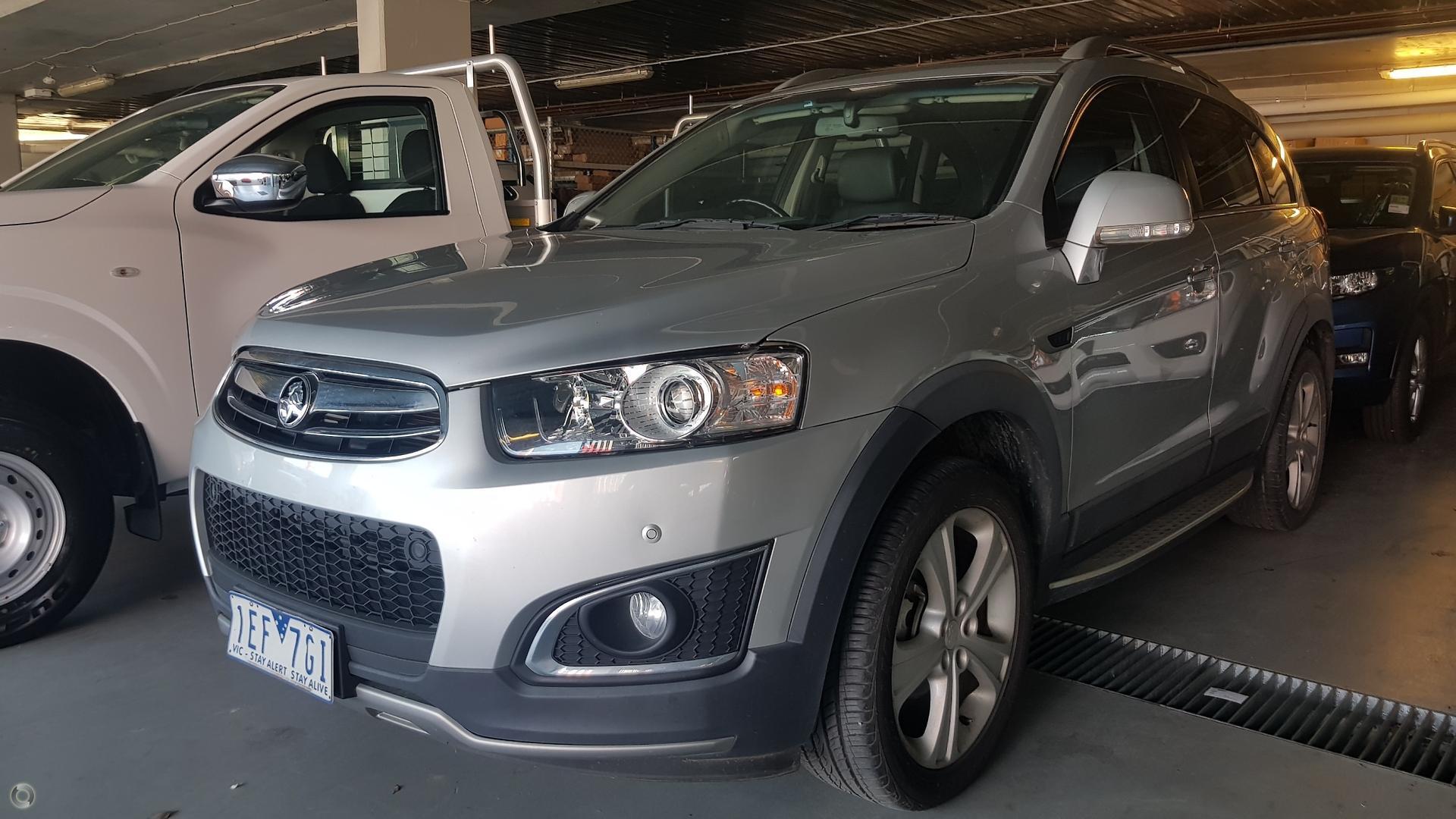 2015 Holden Captiva CG