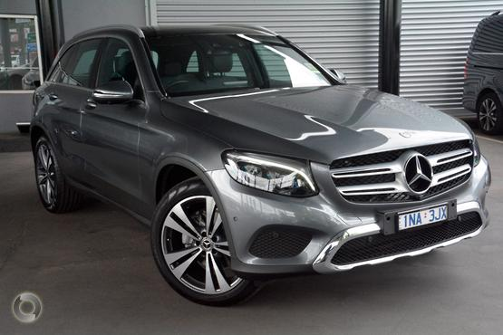 2018 Mercedes-Benz <br>GLC 200