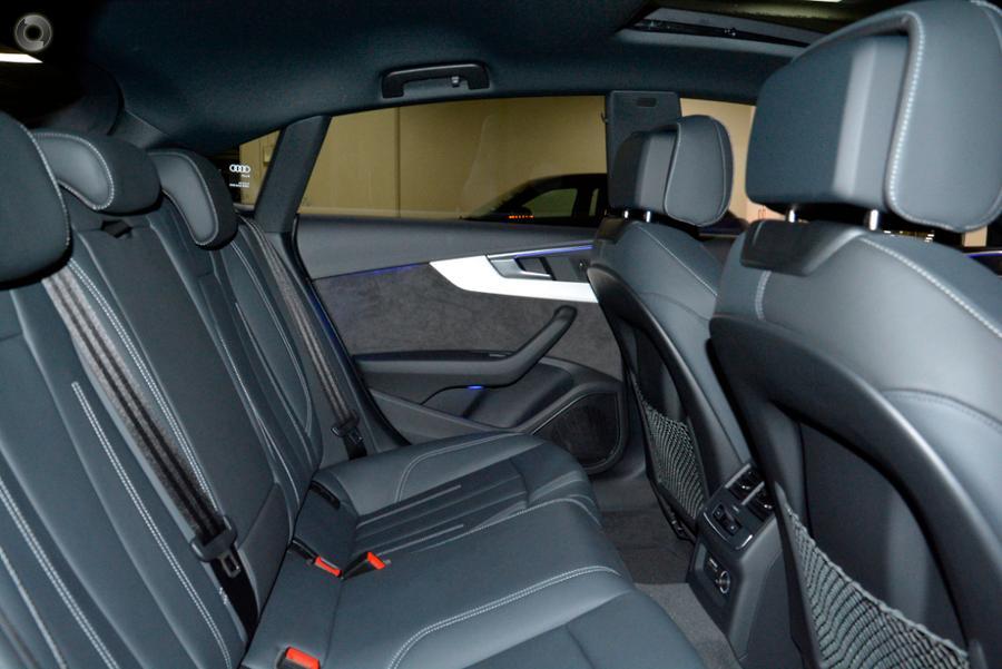 2018 Audi A5 sport F5