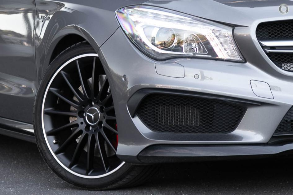 2015 Mercedes-Benz CLA 45 Coupe