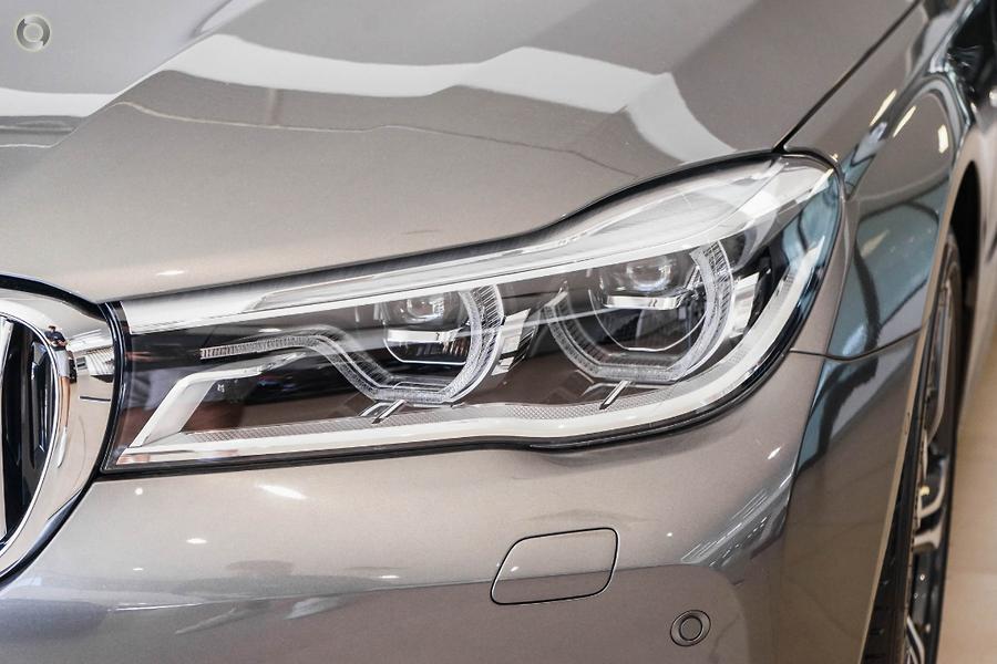 2018 BMW 730d