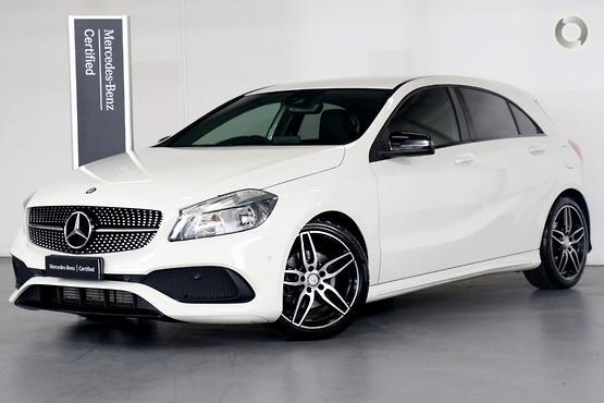 2017 Mercedes-Benz A 200
