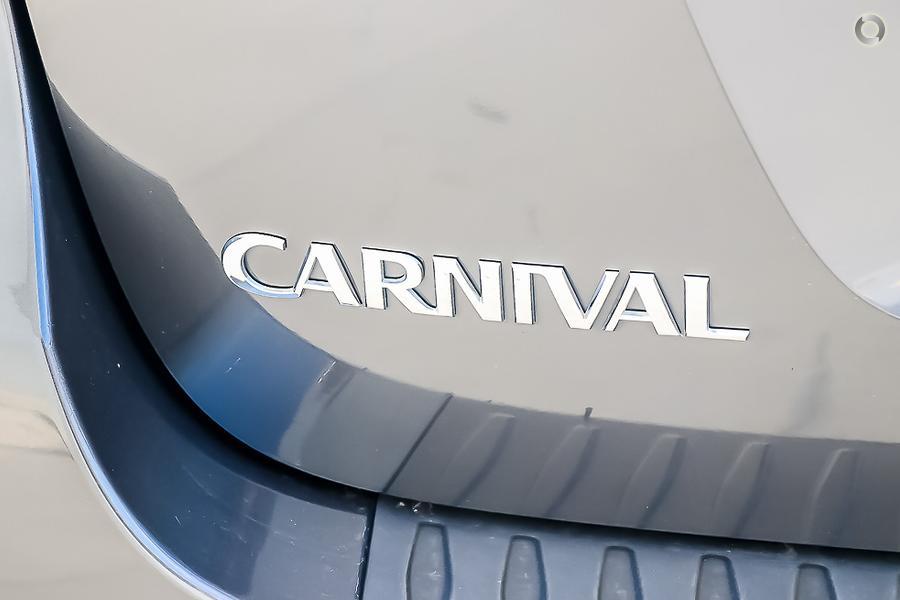 2017 Kia Carnival S YP