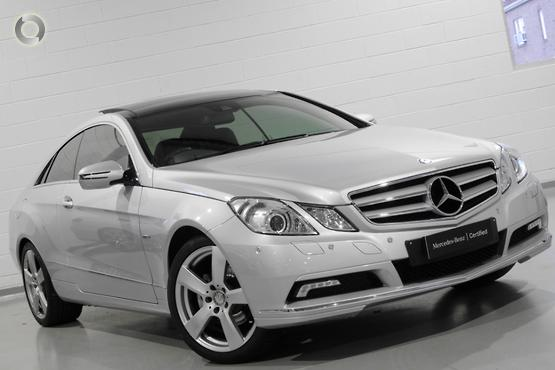 2009 Mercedes-Benz E 250 CGI AVANTGARDE