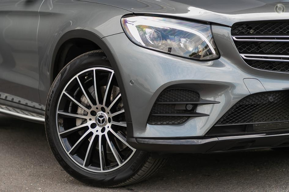 2018 Mercedes-Benz GLC 250 Wagon