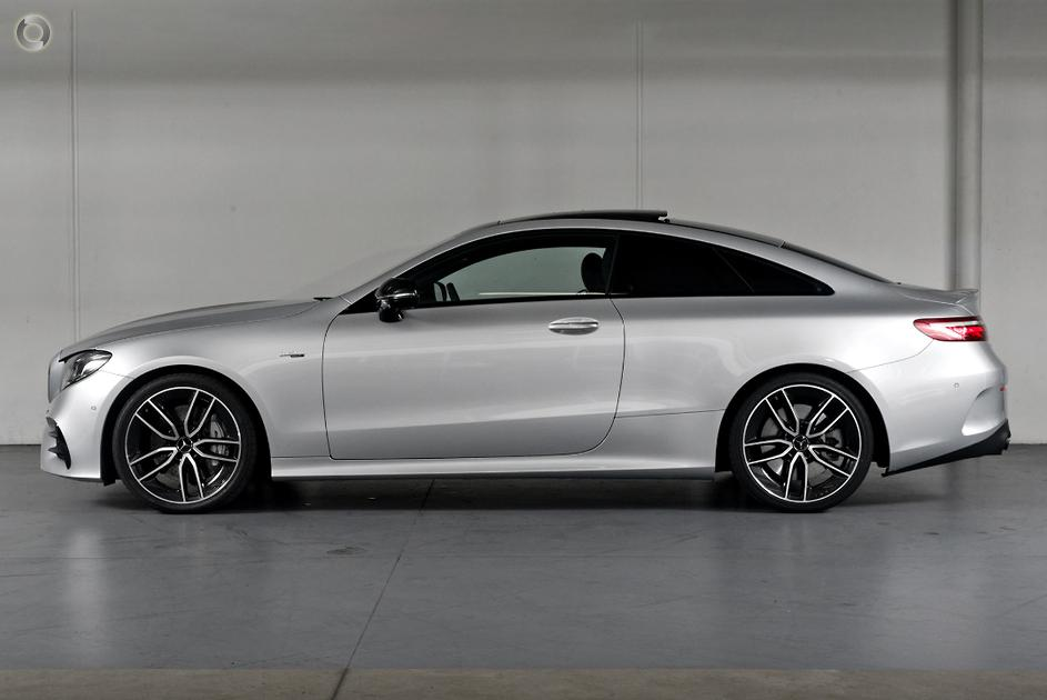 2018 Mercedes-Benz E 53 Coupe