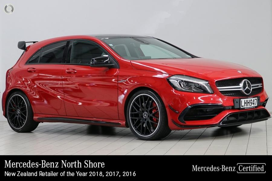 2016 Mercedes-AMG A 45 Hatch