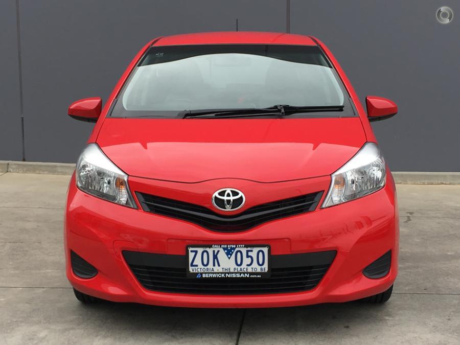 2013 Toyota Yaris YR NCP130R