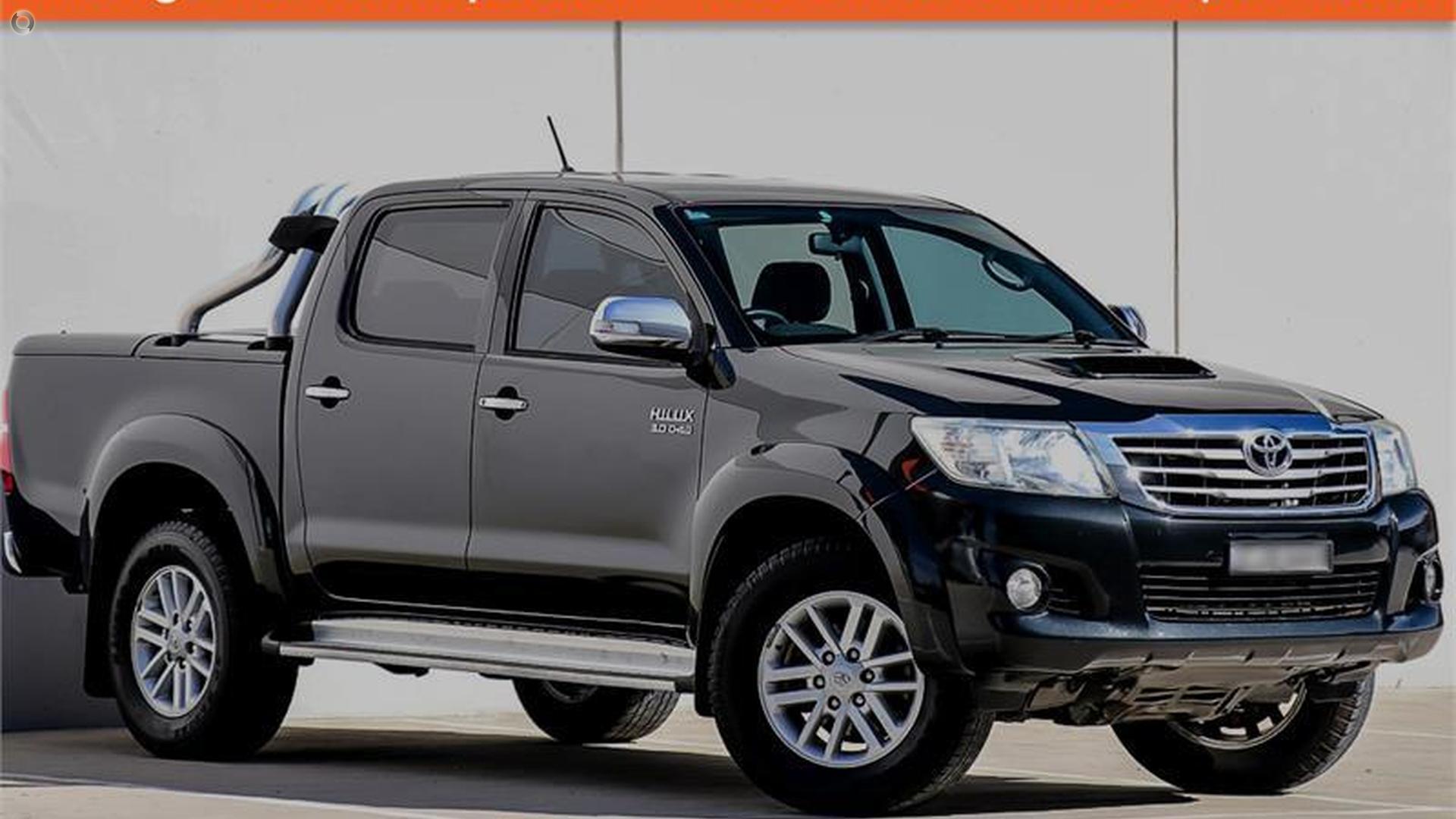2011 Toyota Hilux KUN26R