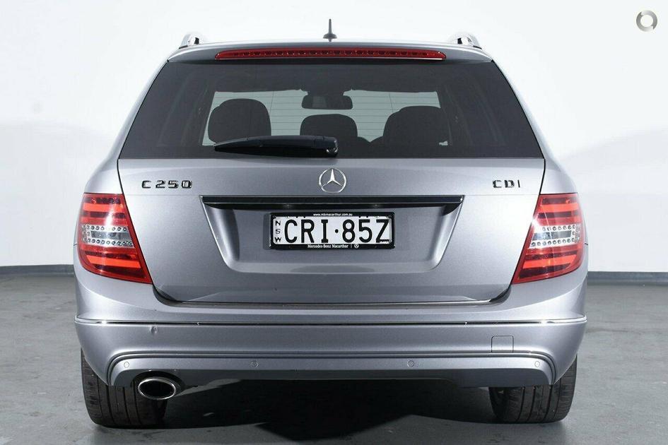 2013 Mercedes-Benz C 250 CDI Estate