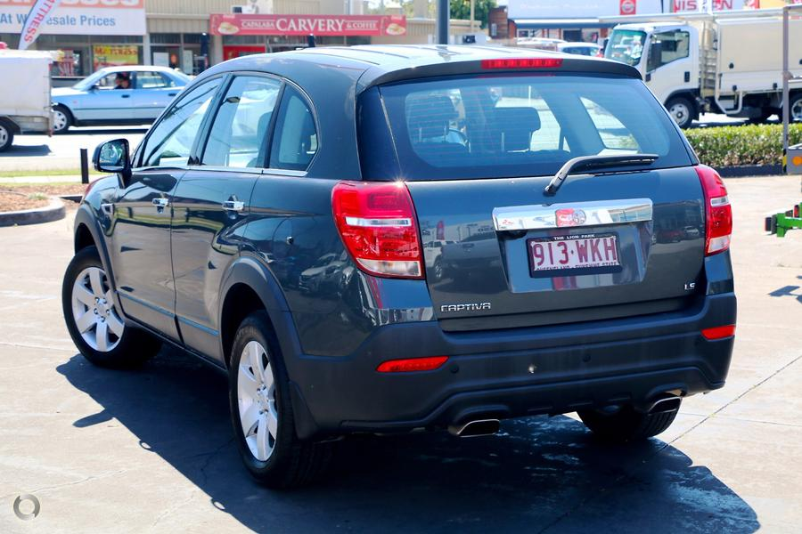 2016 Holden Captiva Active CG
