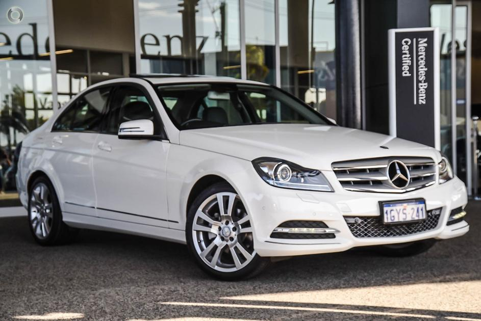 2013 Mercedes-Benz C 250 ELEGANCE Sedan