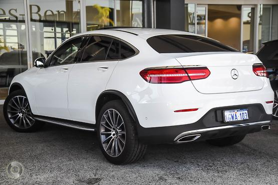 2018 Mercedes-Benz GLC 250