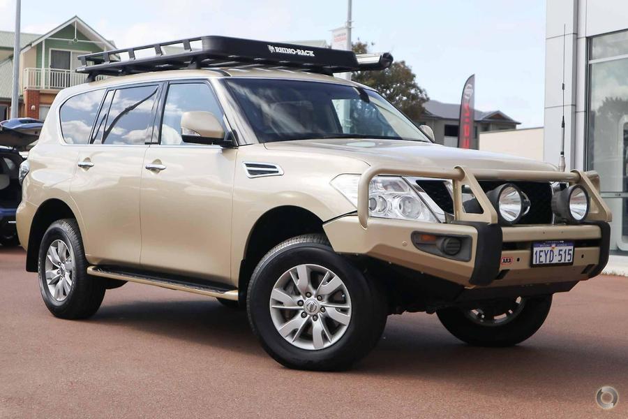 2013 Nissan Patrol ST-L