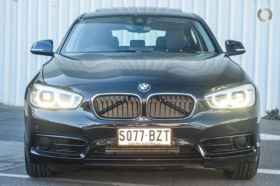 2018 BMW 118 d Sport Line