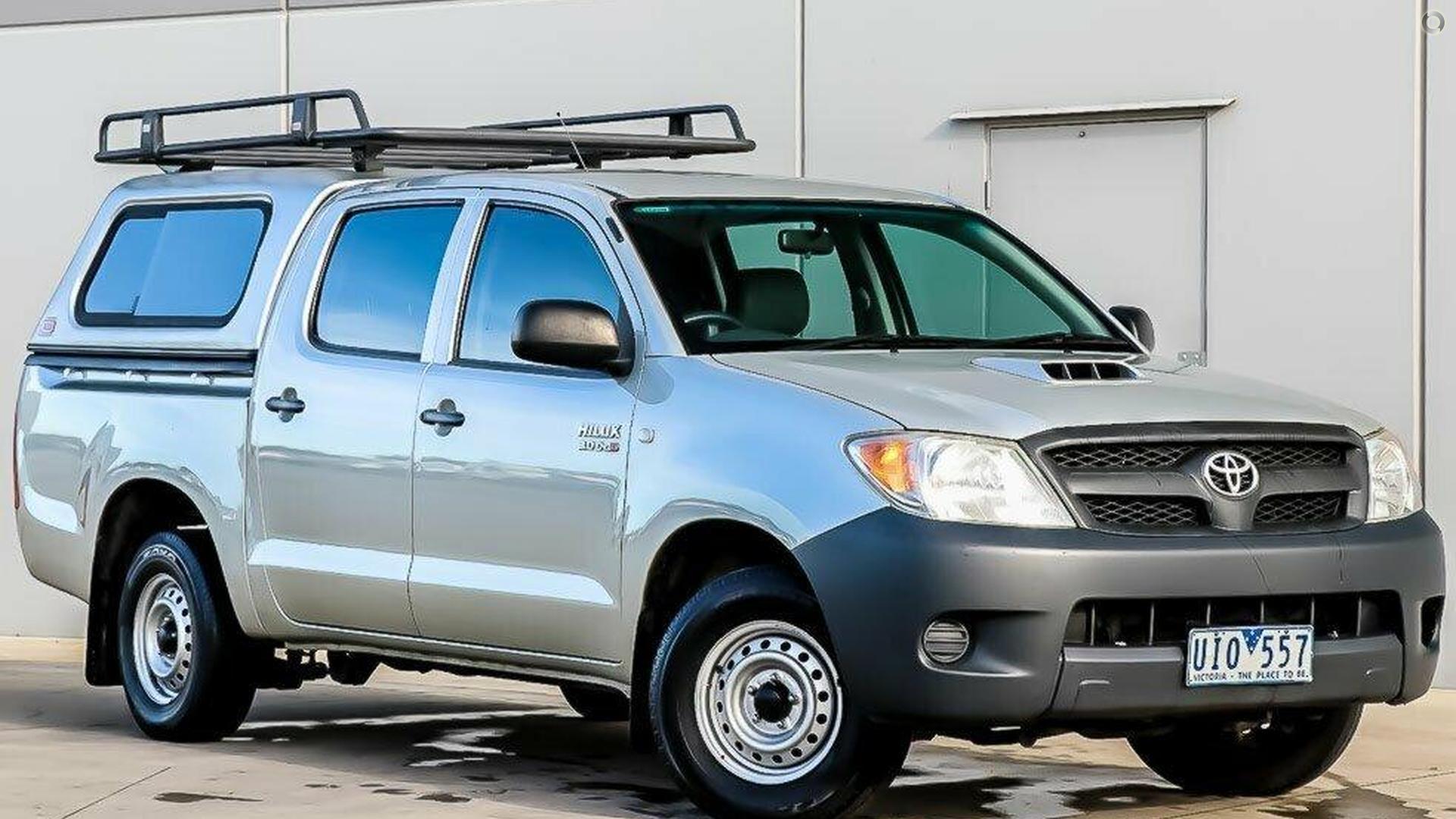 2006 Toyota Hilux KUN16R