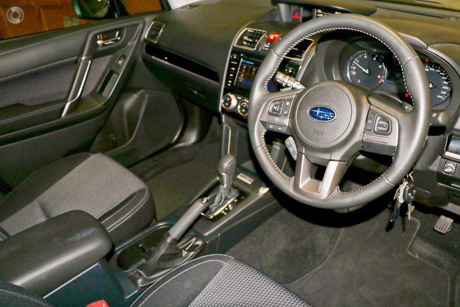 2016 Subaru Forester 2.0D-L S4