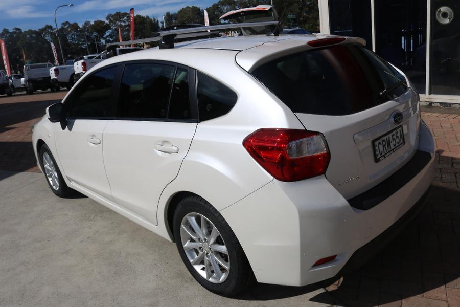 2014 Subaru Impreza 2.0i G4