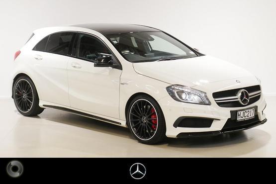 2014 Mercedes-Benz A 45