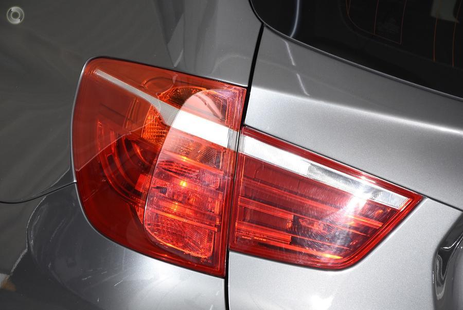 2011 BMW X3 xDrive20d