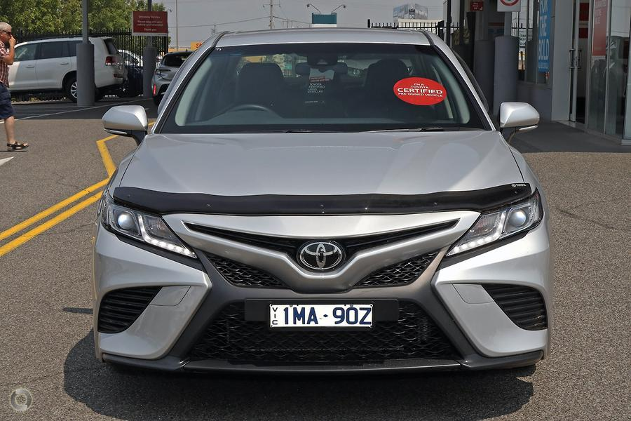 2019 Toyota Camry Ascent Sport ASV70R