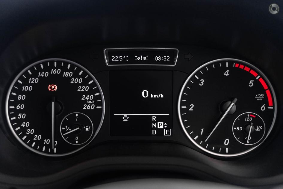 2013 Mercedes-Benz B 200 CDI Hatch