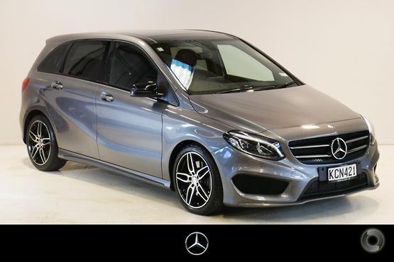 2016 Mercedes-Benz B 250