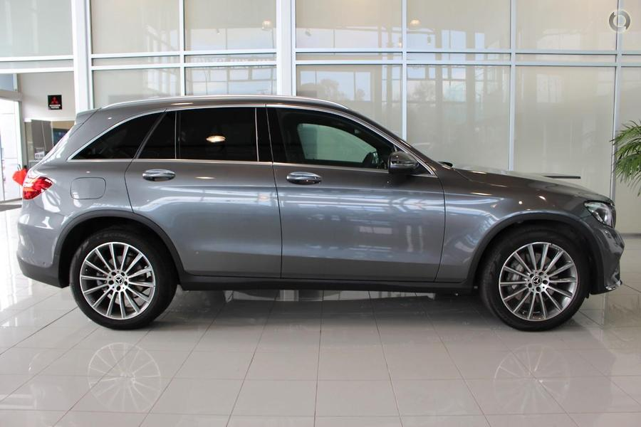 2018 Mercedes-Benz GLC 200 SUV