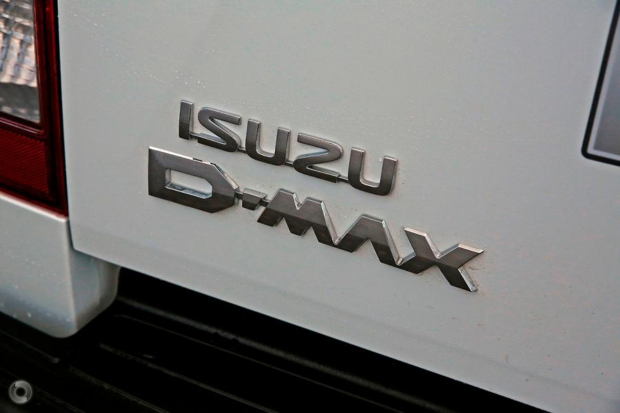 2018 Isuzu D-MAX SX High Ride (No Series)