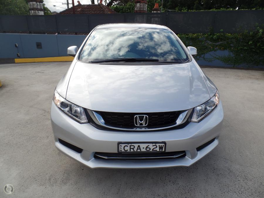 2014 Honda Civic VTi 9th Gen Ser II