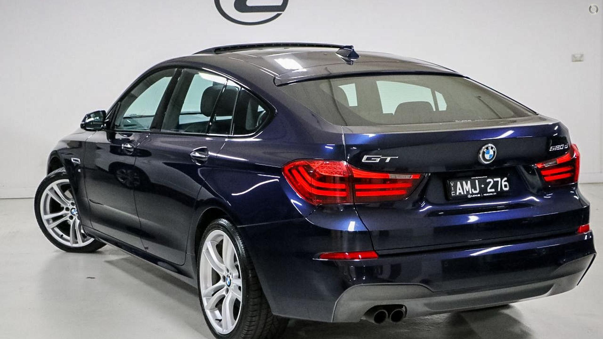 2015 BMW 520d M Sport F07 LCI