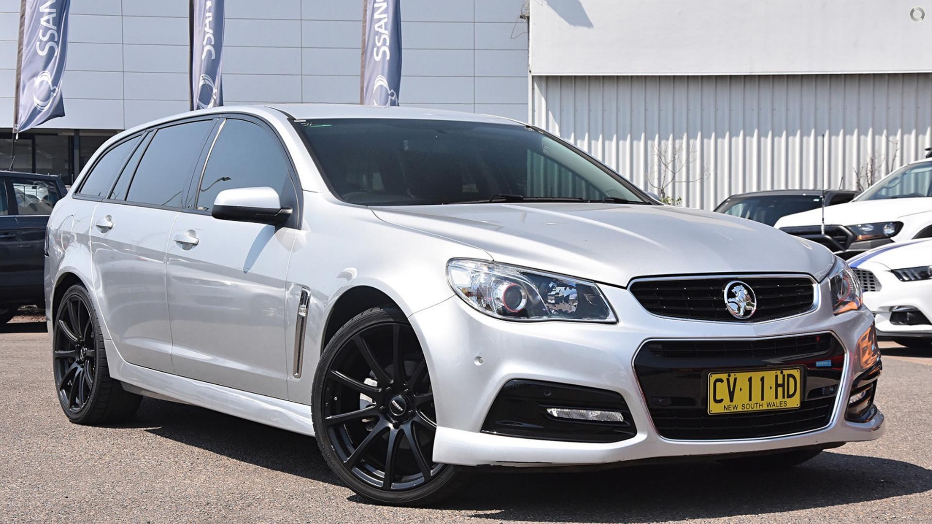 2013 Holden Commodore VF