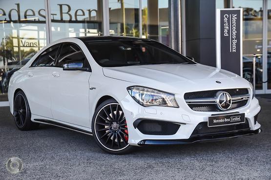 2014 Mercedes-Benz CLA 45 AMG