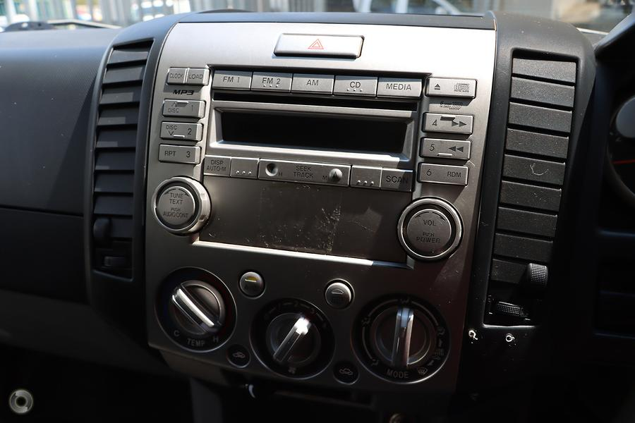 2009 Mazda BT-50 SDX UN