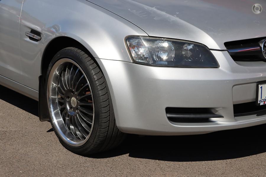 2008 Holden Ute Omega VE