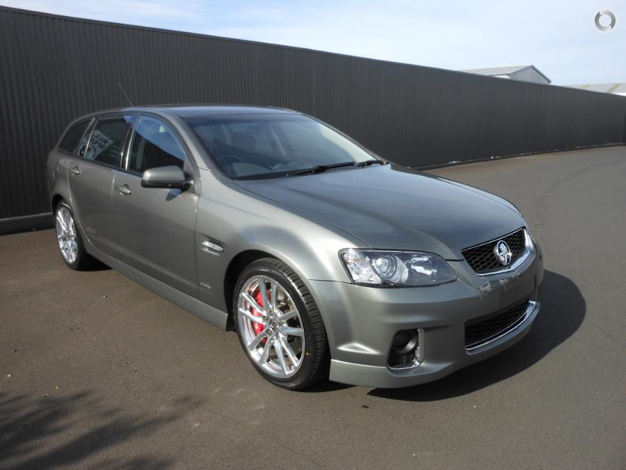 2012 Holden Commodore SS V VE Series II