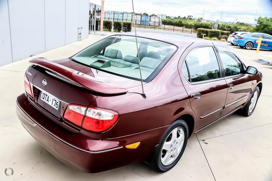 2001 Nissan Maxima ST A33
