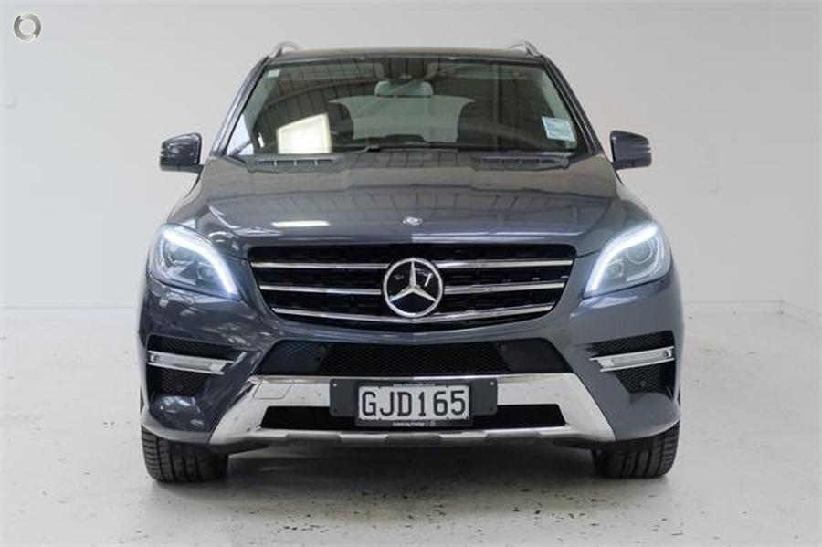 2012 Mercedes-Benz ML 350 CDI SUV