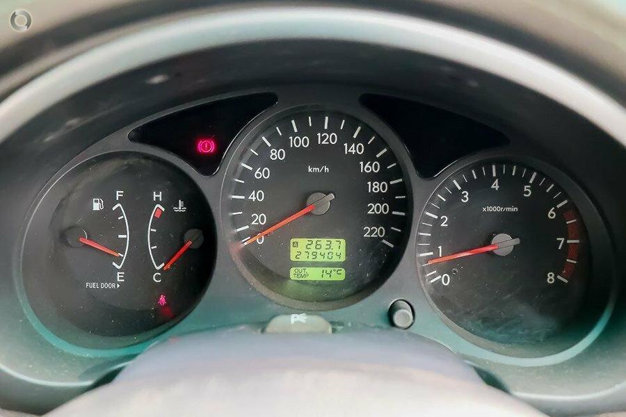 2003 Subaru Forester XS 79V
