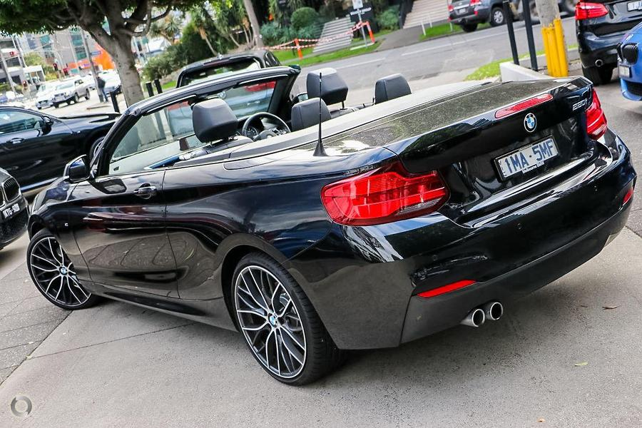 2018 BMW 220i M Sport