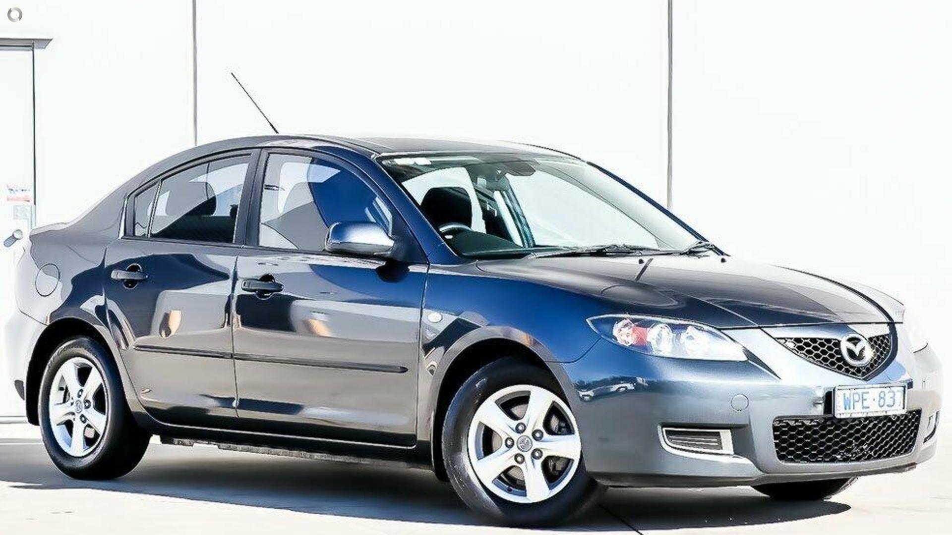 2008 Mazda 3 BK Series 2