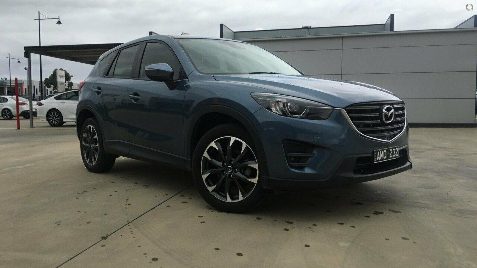 2017 Mazda Cx-5 KE Series 2