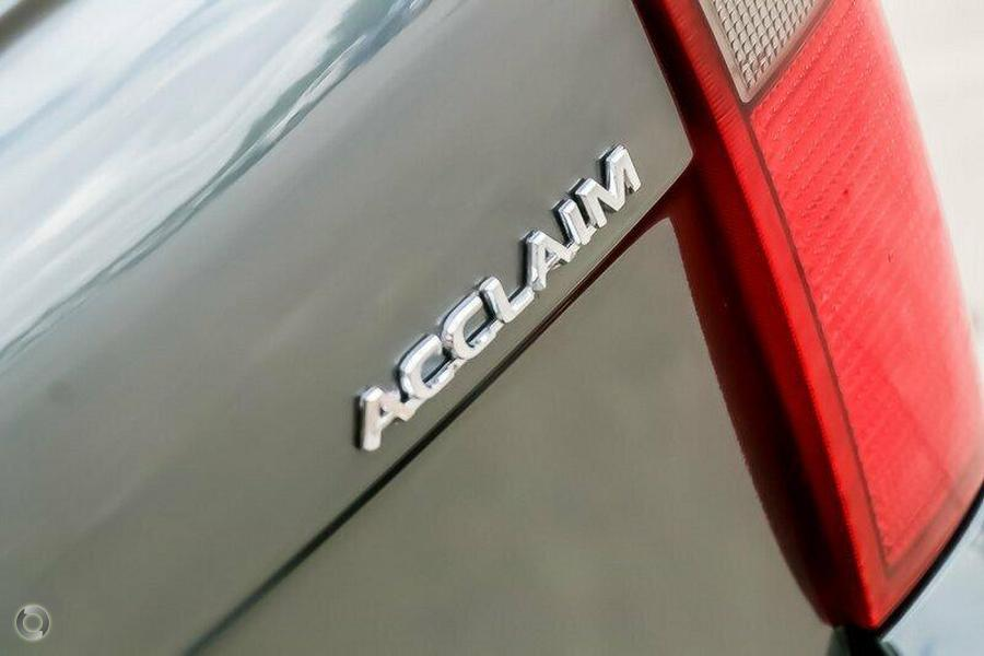 2003 Holden Commodore Acclaim VY II