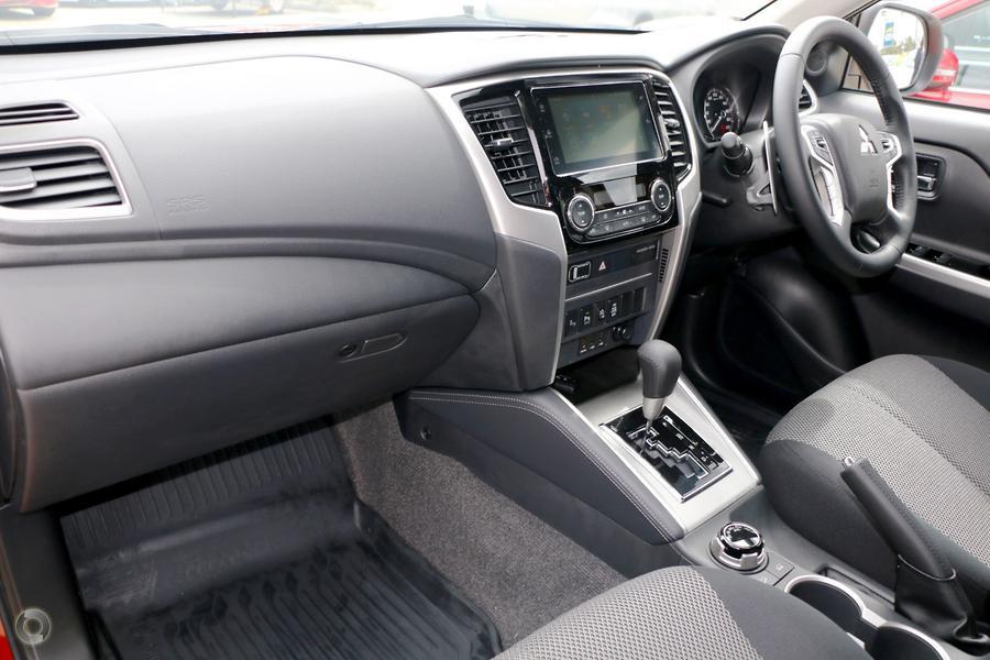 2019 Mitsubishi Triton GLS MR