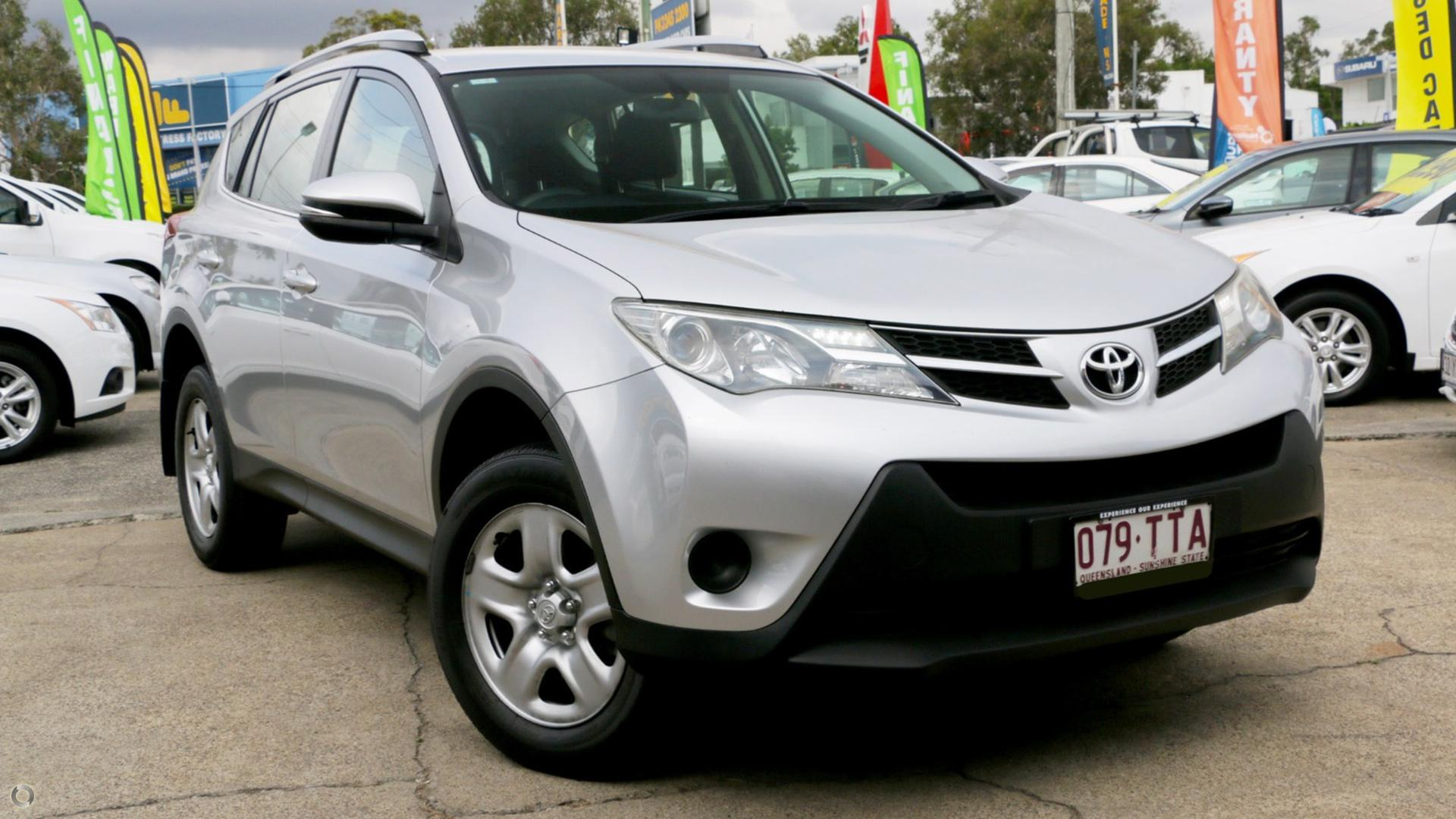 2014 Toyota Rav4 ZSA42R