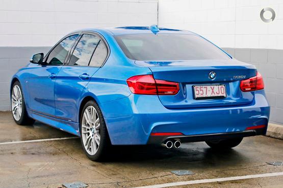2016 BMW 330 i M Sport