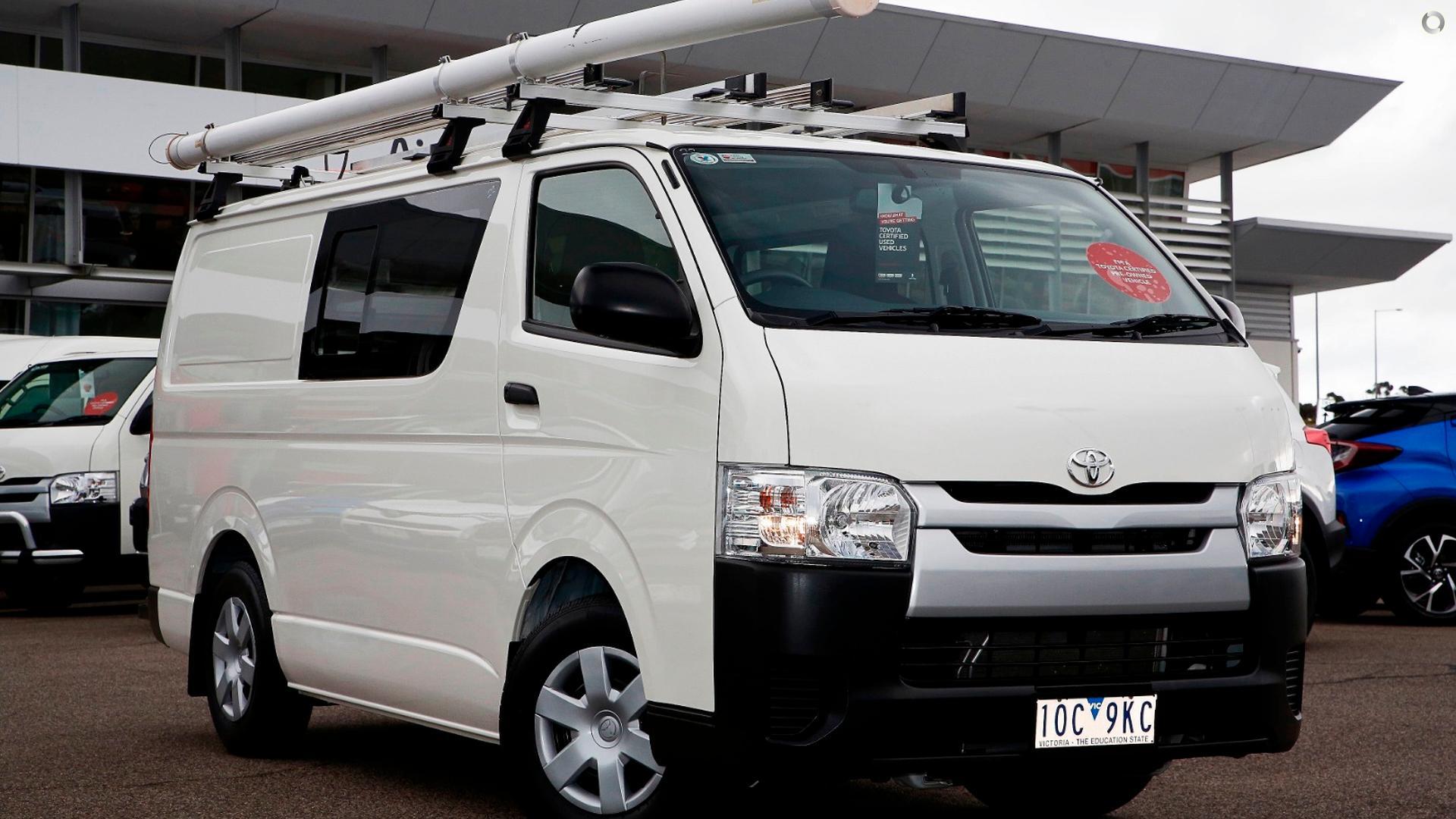 2018 Toyota Hiace KDH201R