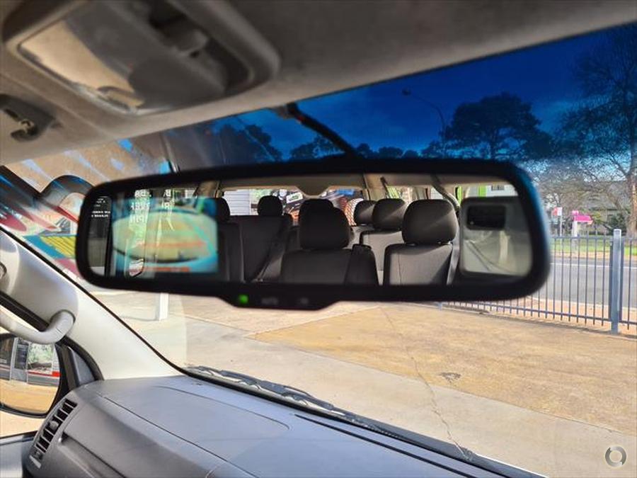 2015 Toyota Hiace Commuter KDH223R