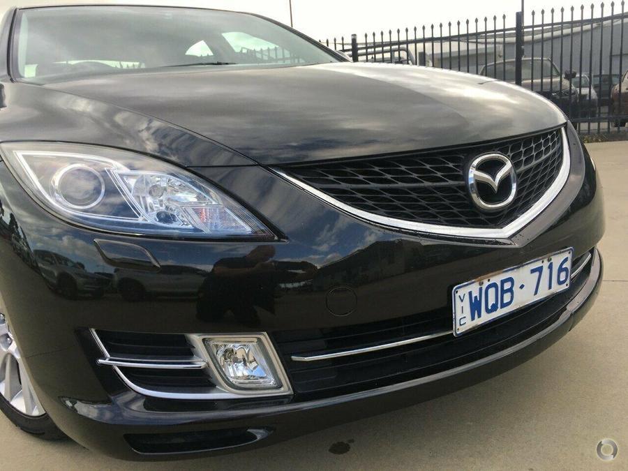 2008 Mazda 6 Luxury GH Series 1